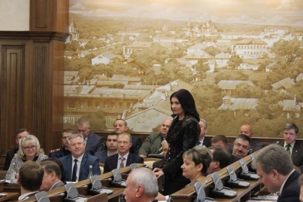 Медиаменеджер стала вице-спикером Белгородской областной думы