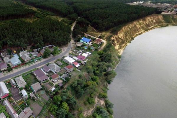 На укрепление берега Дона в Воронежской области направили 43,6 млн рублей