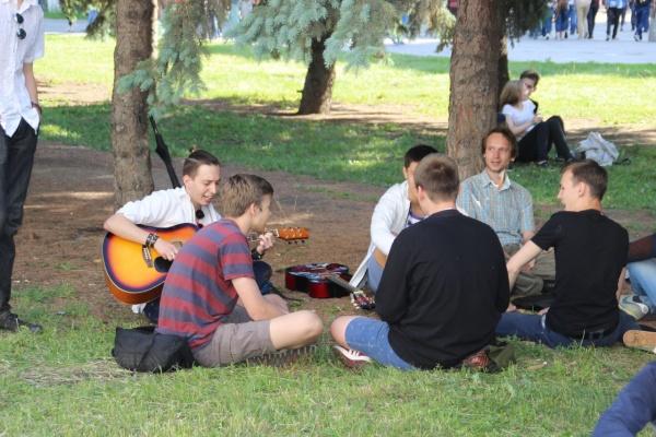 Молодежь осталась равнодушной к переносу гайд-парков из центра Воронежа