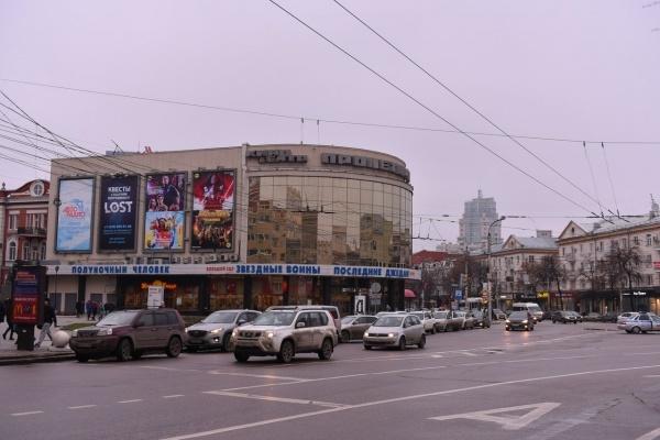 Воронежский кинотеатр покажет гостям финал чемпионата мира по футболу