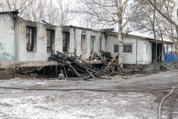 Следователи нашли виноватых в гибели 23 человек при пожаре в интернате под Воронежем