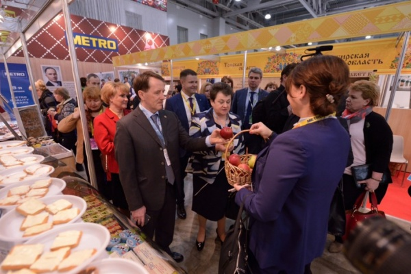Воронежский губернатор все-таки принял участие  в кулинарном  шоу