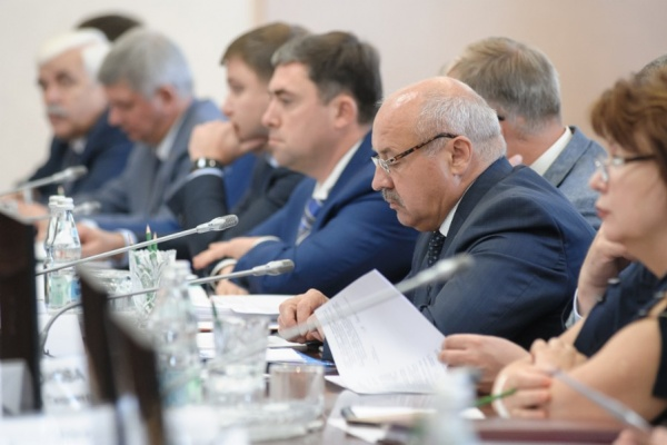 Воронежская область наладит сотрудничество со «Сколково»