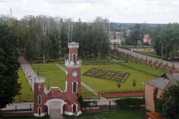 Власти нашли подрядчика для реставрации дворца Ольденбургских под Воронежем