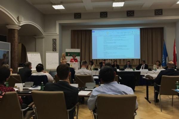 Воронеж утвердили центром форума продовольственной организации ООН