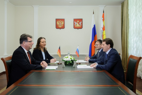 Воронежские власти признали Германию главным экономическим партнером