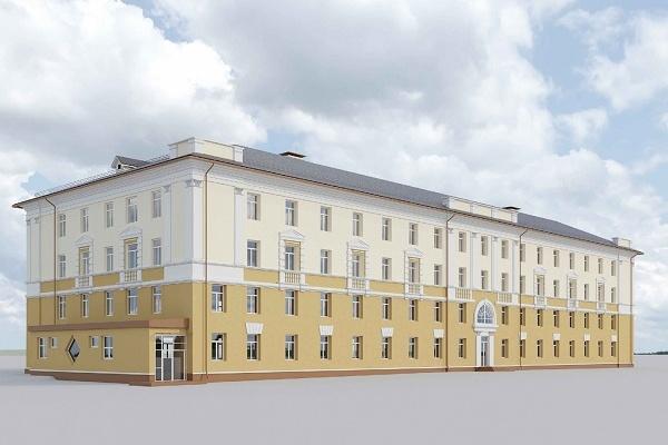 Реконструкция воронежской больницы №17 подорожала до 300 млн рублей