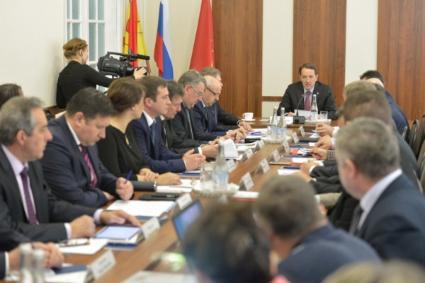 Воронежский губернатор решил проблемы Борисоглебска в ручном режиме