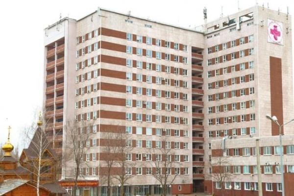 Долги «Воронежтеплосети» оставили БСМП без горячей воды