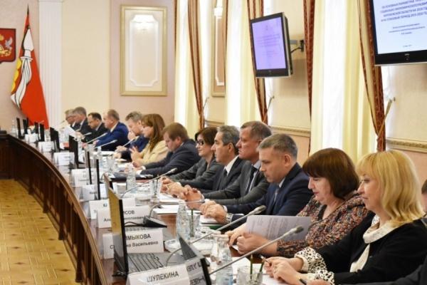 Воронежские власти ожидают увеличения роста региональной экономики вдвое в2018—2020 годах