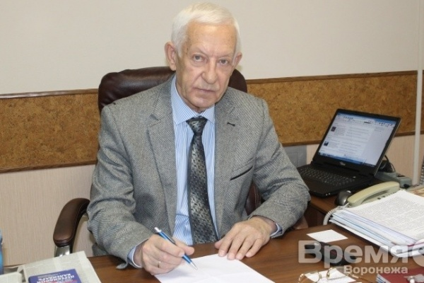 Скончался Почетный председатель Союза строителей Воронежской области