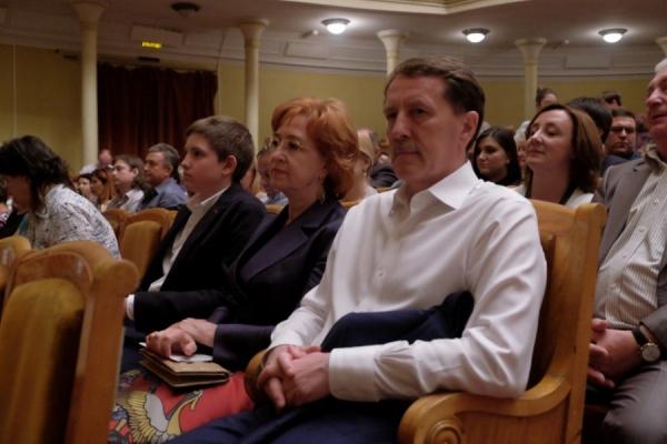 В воронежские театры губернатор ходил по билетам