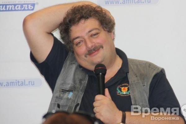 Воронежский госуниверситет всё-таки допустил Дмитрия Быкова к лекциям на журфаке