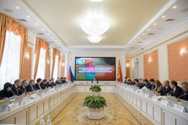 Прогноз развития Воронежской области натри года: умеренно оптимистичный