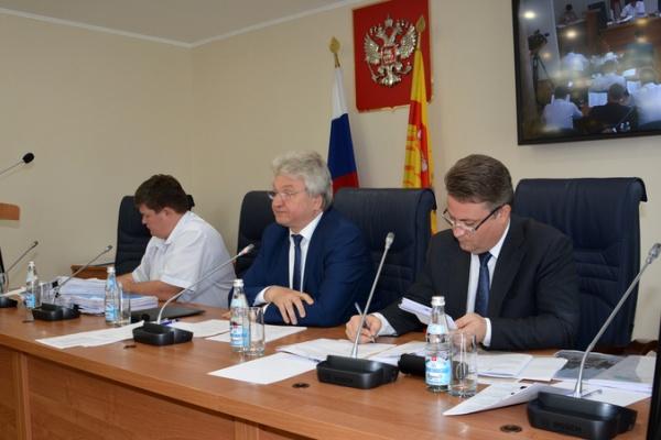 Воронежские депутаты  вспомнили о безвозвратно потраченном
