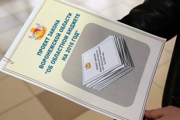 Четверть воронежского бюджета сформирована за счет федеральных средств