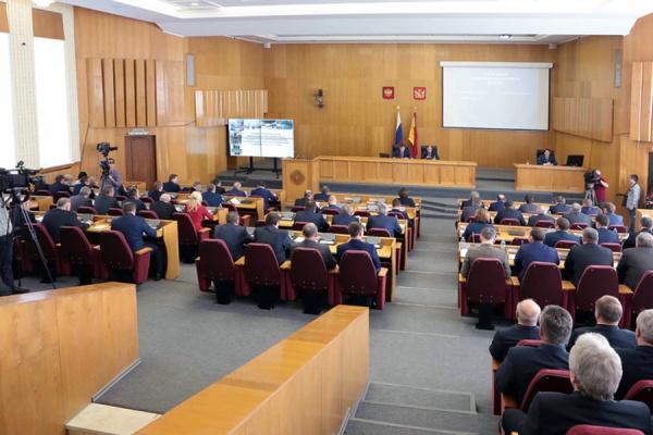 Бюджет Воронежской области пополнился в пятый раз за год
