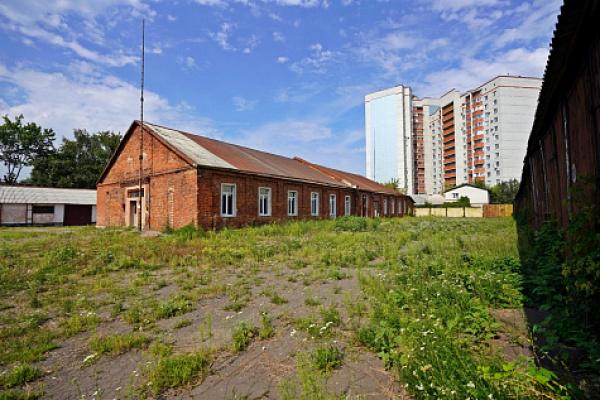 В Воронеже ГК «Хамина» намерена восстановить башню Романовской слободы