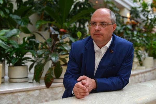 Сергей Гаврилов стал первым в списке КПРФ по Воронежской области