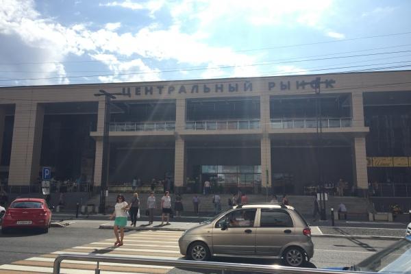 Подземную парковку на Центральном рынке Воронежа переделают в торговый центр