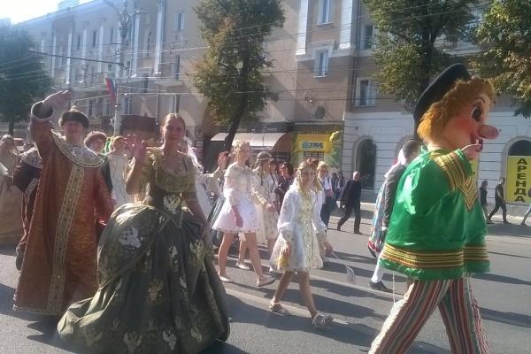 В Воронеже появятся «православная» улица и «молочная площадь»