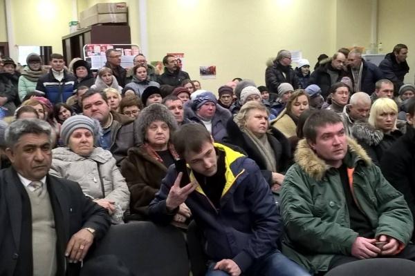 Воронежские предприниматели попали из подземного перехода в тупик