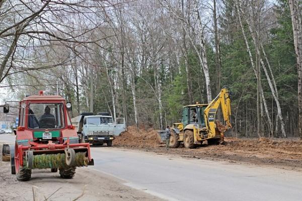 ФАС остановила торги наобслуживание дорог Воронежской области
