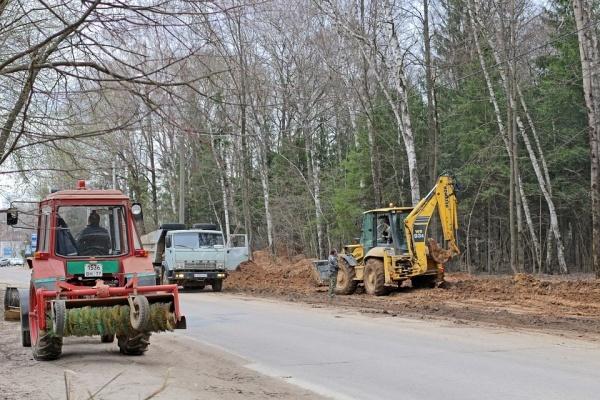В Воронежской области 5 км дороги отремонтируют за 239 млн рублей