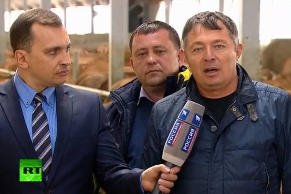 Один воронежский депутат донес до президента чаяния другого воронежского депутата