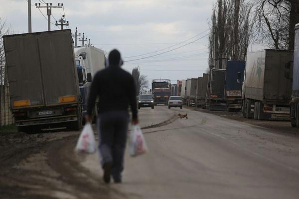 Дальнобойщики прервали акцию против «Платона» в Воронеже