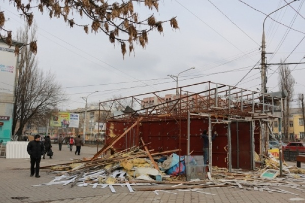 «Воронежская мэрия перенаправила коррупционные потоки»