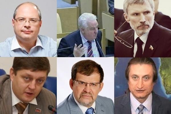 Депутаты Госдумы от Воронежской области  пока не придумали новых предвыборных программ