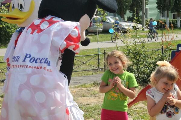 Фонд «Дети России» познакомит воронежских ребят с самой сильной девушкой планеты