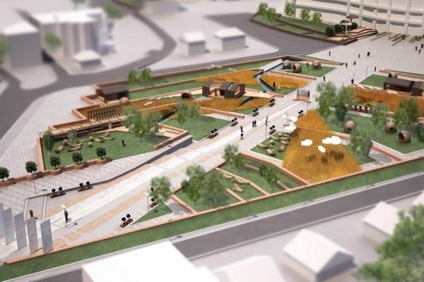 Воронежская мэрия объявила конкурс на проектирование Детского литературного  парка