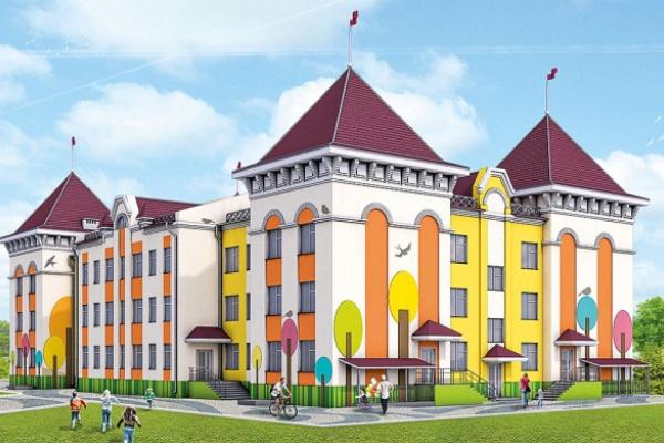 Новая воронежская школа откроется в 2018 году