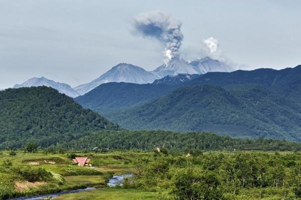 На далеком Востоке сгорели неменее 100 гектаров леса