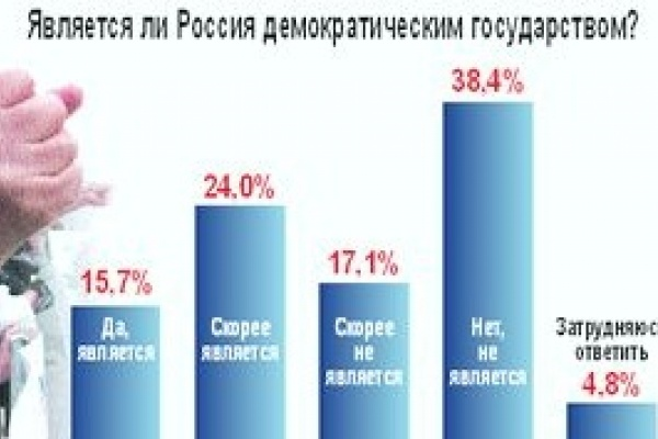 Воронежцы  не заметили, что наступил День демократии