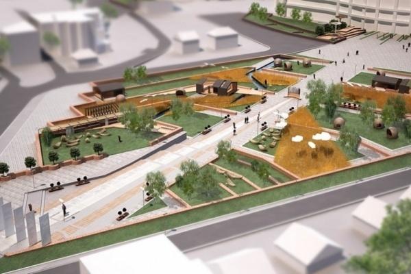 На продолжение реконструкции Воронежского центрального парка потратят 150 млн