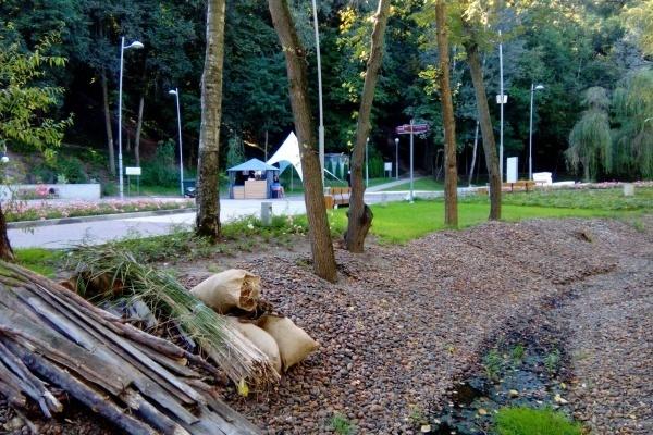 Воронежские власти сэкономят 1,5 млн рублей на стоянках у Центрального парка