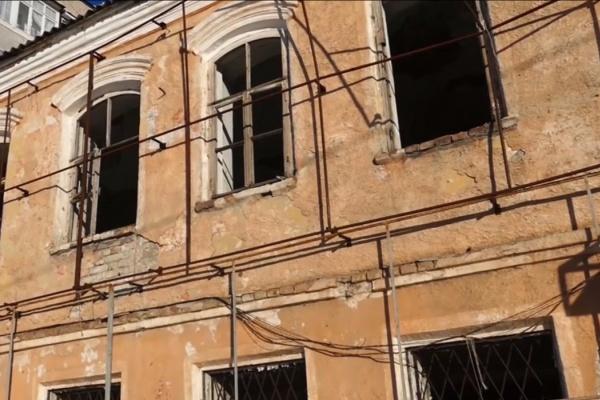 Воронежские власти отберут у бизнесмена дом Максима Горького