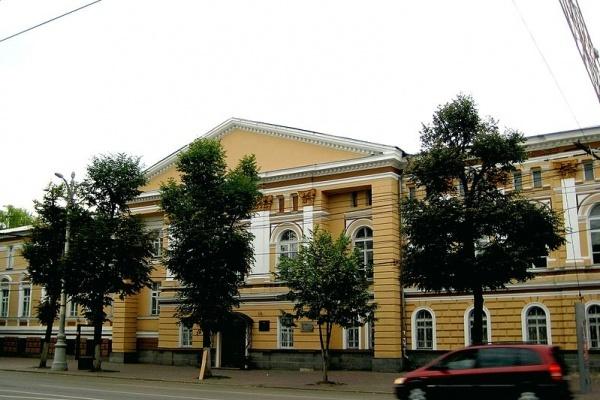 Проект реставрации воронежского Дома губернатора обойдется почти в 5 млн рублей