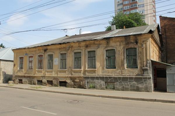 Памятники  культурного наследия в Воронеже разрушаются на глазах