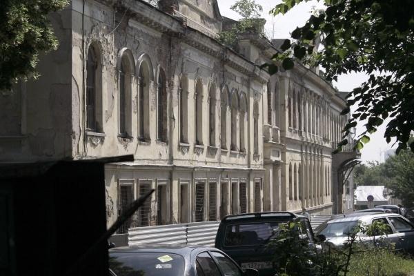 Воронежские власти потратят 10 млн рублей на контроль за ремонтом Дома Вигеля