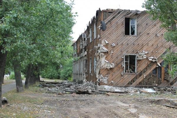 В Воронеже снесут семь многоквартирных домов