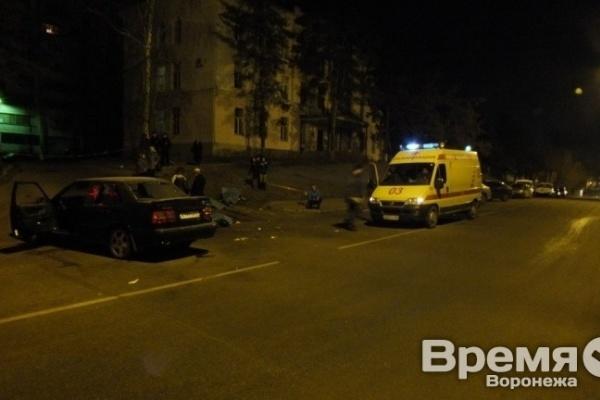 Воронежское кафе, рядом с которым были убиты пять человек, наконец, снесли