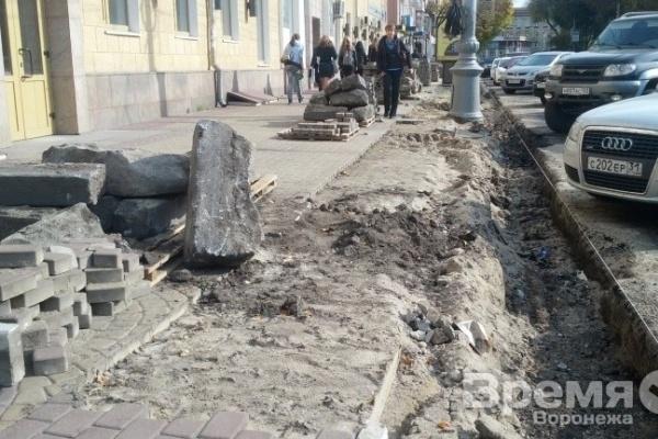 Воронежский дорожный фонд уменьшился в размерах
