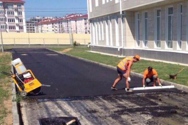 Воронежские дороги отремонтированы на 71%
