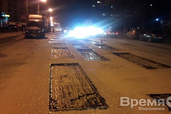 В Воронежской области выявлены масштабные нарушения при строительстве автодорог