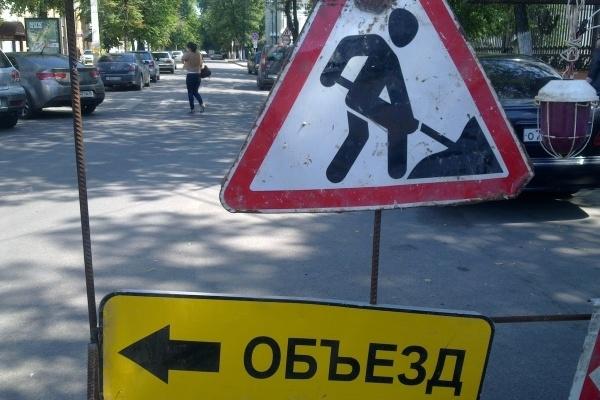 Воронежские дороги должны отремонтировать к сентябрю
