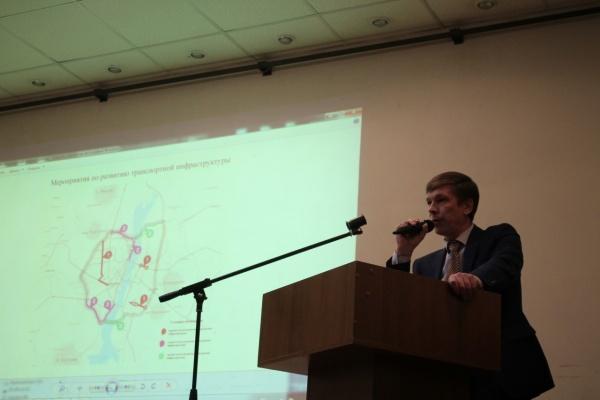 Москвичи отдали на субподряд в Самару часть работ по дорожной схеме Воронежа